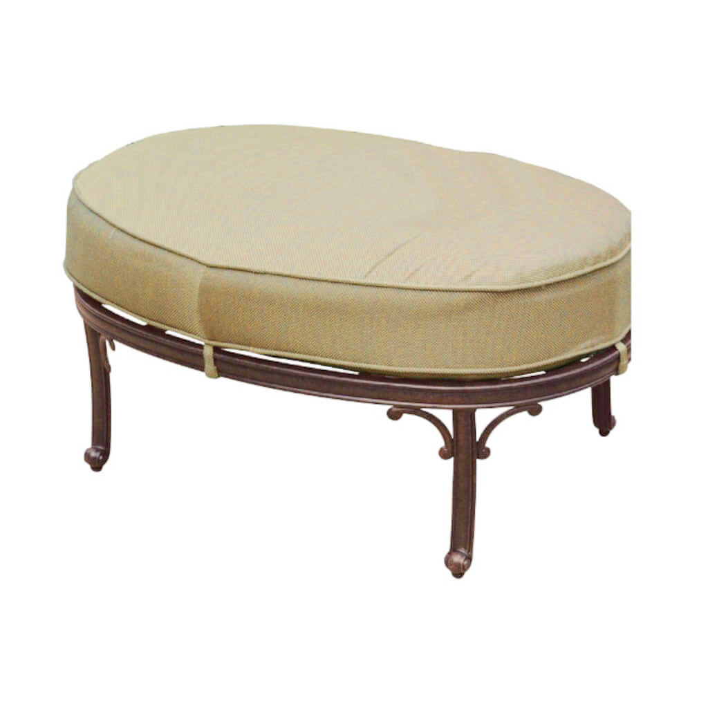 Lillian Cuddle Club Chair Ottoman